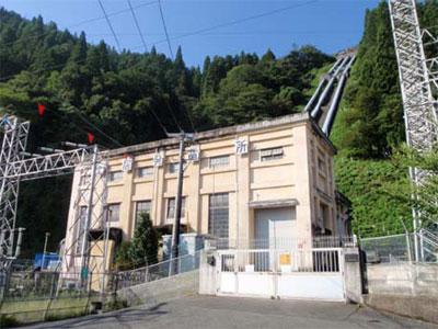 土居発電所